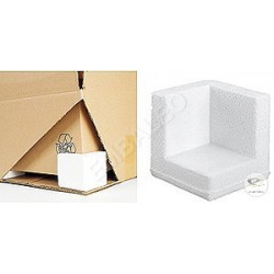 Polystyrene corner protector