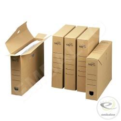 A4 archive box 31,6 x 6,3 x 23,8 cm