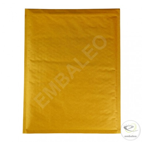 Mail Lite Gold bubble envelope - Size H 27 x 36 cm