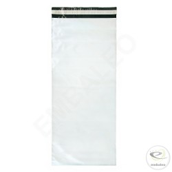 Opaque plastic mailing bag n°3 - 30 x 70 cm