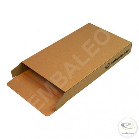 flat postal box