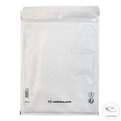 Embaleo white bubble envelope - size F 22 x 33 cm