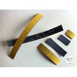 Adhesive magnetic tape 25 mm