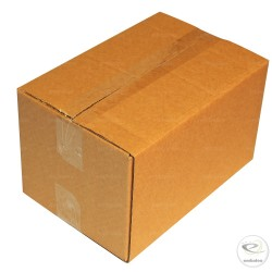 Double wall cardboard box 30 x 20 x 17 cm