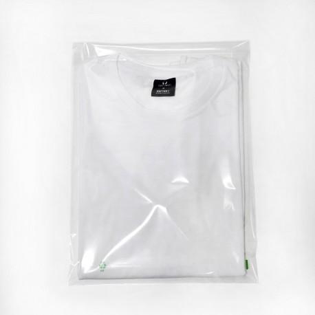 Pochette plastique transparente en polypropylène 30 x 40 cm