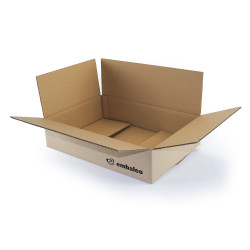 Clothing box 39,5 x 27,5 x 9,5 cm