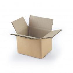 Double wall cardboard box 16 x 12 x 11 cm