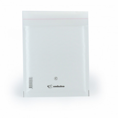 Enveloppe bulle blanche Embaleo C 15x21cm