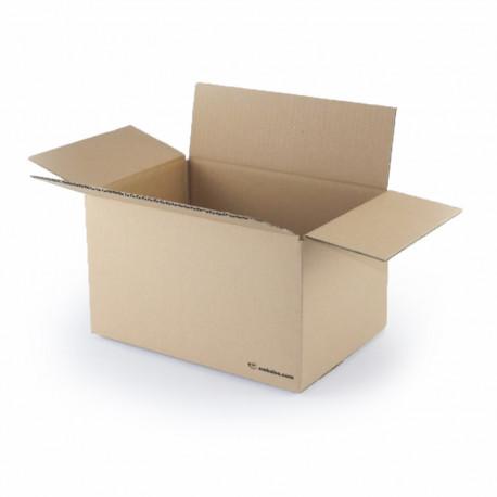 Carton simple cannelure 30x20x17 cm
