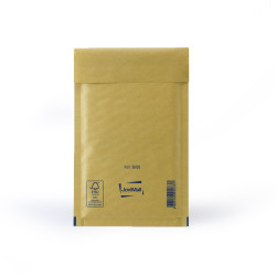 Mail Lite Gold bubble envelope - Size B 12 x 21 cm