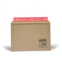 Cardboard envelope with long edge opening - A4 size 34 x 23,5 cm