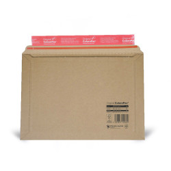 Cardboard envelope with long edge opening - A4+ size 36 x 25 cm