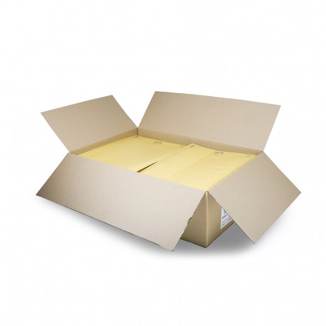 Enveloppe bulle marron K Mail Lite Gold 35x47cm