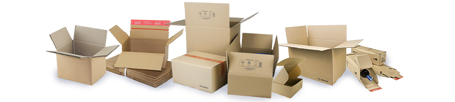 postal boxes, mailing boxes, archives boxes and cardboard boxes