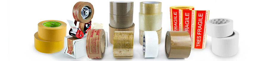 adhesive tapes, dispensers and labels